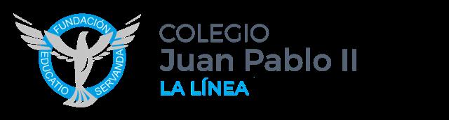 Colegio Juan Pablo II – La Línea  Logo